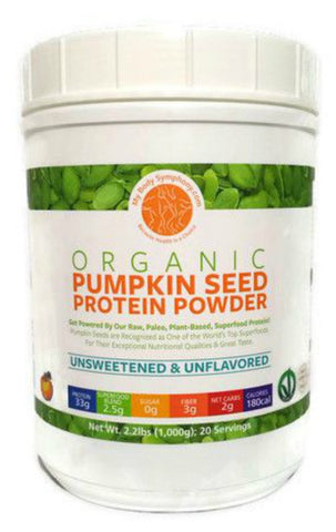 Pumpkin Seed Protein - 10% OFF