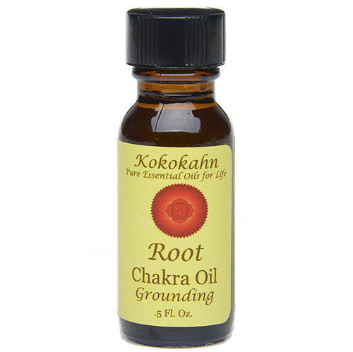 Root Chakra Oil - 10% OFF