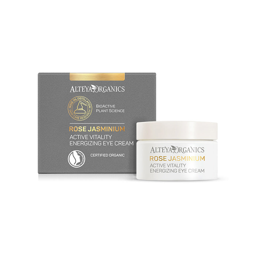 Active Vitality Energizing Eye Cream – Rose Jasminium