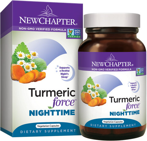 Tumeric Force Nightime (formerly Zyflamend® Nighttime) 25% OFF