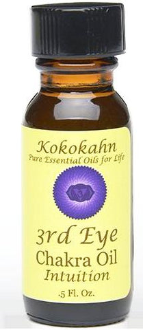 Third Eye Chakra Oil - 10% OFF
