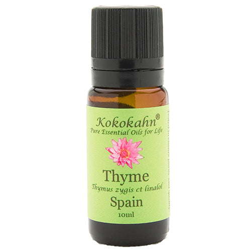 Thyme Essential Oil, Organic - 10% OFF