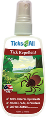 Lyme Guard USDA Organic - Best for Tick Control