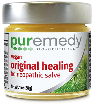 Vegan Original Healing Salve 1oz & 2oz