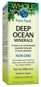 Whole Earth & Sea Deep Ocean Minerals
