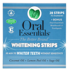 Teeth Whitening Strips (Pack of 14)