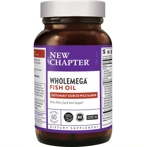 Wholemega™ Whole Fish Oil - 25% OFF
