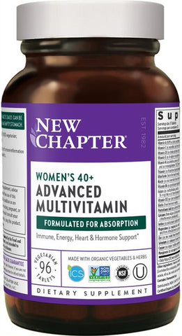 Woman's 40+ Advanced Multivitamin - 25% OFF (formerly Every Woman II)
