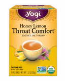 Honey Lemon Throat Comfort® Tea