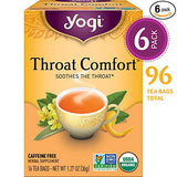 Throat Comfort® Tea