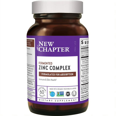 Fermented Zinc Food Complex 25% OFF