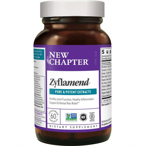 Zyflamend™ Whole Body #1 Selling Herbal in the U.S.†