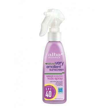 Natural Protection Kids Spray Broad Spectrum SPF 40