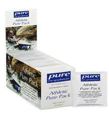 Athletic Pure Pack Daily Packet
