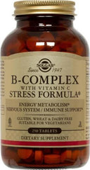 B-Complex with Vitamin C Stress Formula