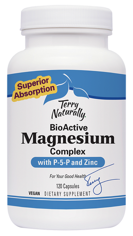 Magnesium Complex, BioActive (Formerly P-5-P/Mag™)