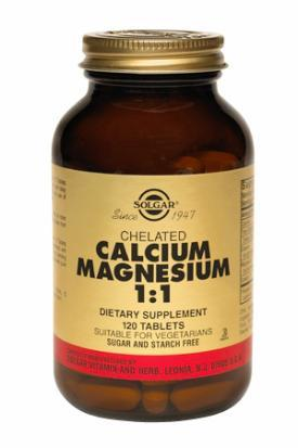 Chelated Calcium Magnesium 1:1