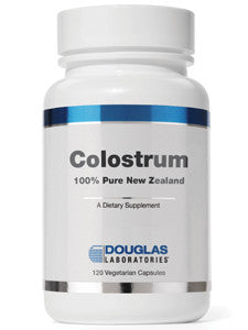 Colostrum - 100% Pure New Zealand 120 VCAPS