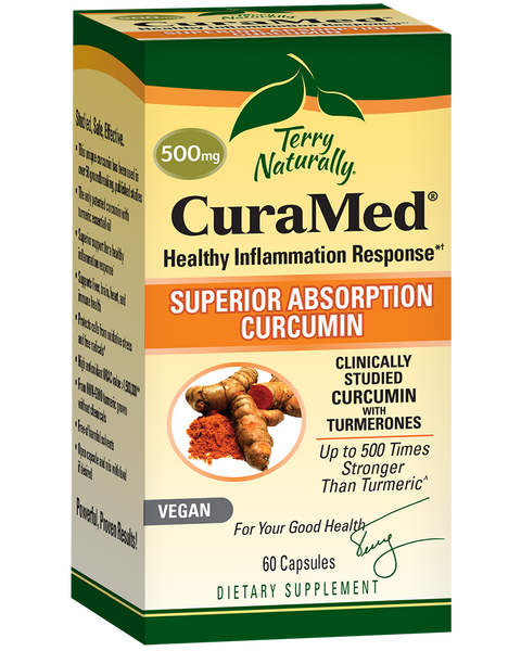 CuraMed 500mg Vegan