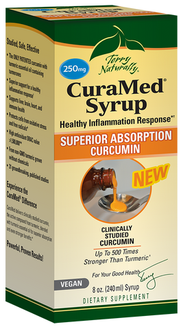 CuraMed® Syrup - 15% OFF