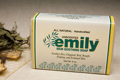 Emily's Skin Soother and Soap  1.8oz to 7oz