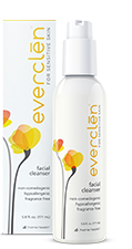 everclen facial cleanser 8.5oz