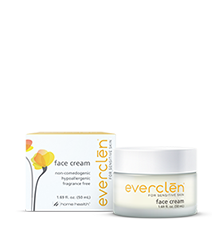 everclen face cream 1.69oz
