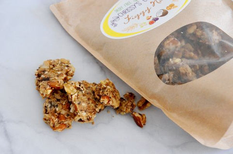 Figgy Nuts Granola