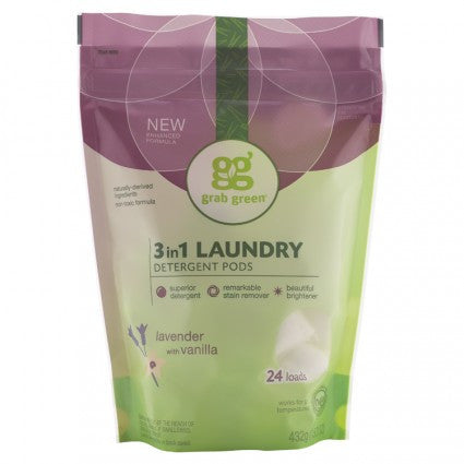 3-in-1 Laundry Detergent Lavender with Vanilla