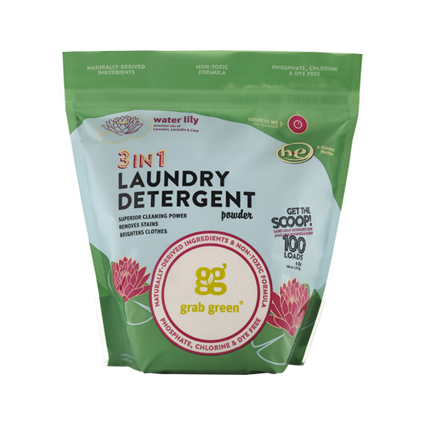 3-in-1 Laundry Detergent Powder 100 Loads