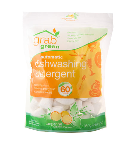 Automatic Dishwashing Detergent Tangerine with Lemongrass