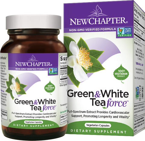 Green & White Tea Force®