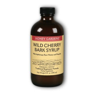 Wild Cherry Bark Syrup