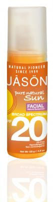 Facial Natural Sunscreen Broad Spectrum SPF20