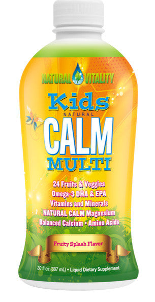 Kids Natural Calm Multi 30oz Bottle