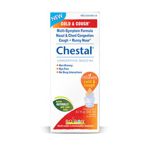 Chestal® Cold & Cough