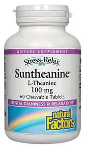 Stress Relax Suntheanine L-Theanine