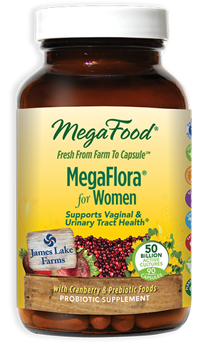MegaFlora® for Women ($2 Extra Charge for Ice/Foil)