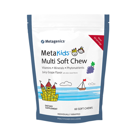 MetaKids™ Multi Soft Chew - Juicy Grape