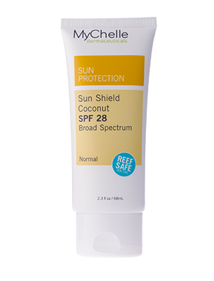 Sun Shield SPF 28 Coconut - 2.3 floz