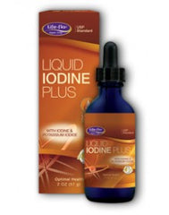 Liquid Iodine Plus 2oz