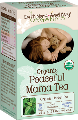 Peaceful Mama Tea 16 Tea Bags