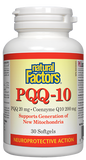 PQQ-10 (PQQ 20mg/ CoQ`0 200g 30's 30% off
