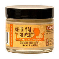 Primal Pit Paste Jar, Regular - Orange Creamsicle