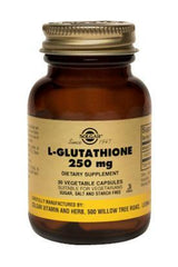 Reduced L-Glutathione 250 mg
