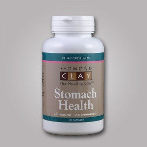 Redmond Stomach Health/Daily Detox/Mineral Support 120 Capsules
