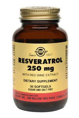 Resveratrol 250 mg with Red Wine Extract