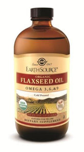 Earth Source® Organic Flaxseed Oil