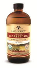 Earth Source® Organic Flaxseed Oil - 20% OFF