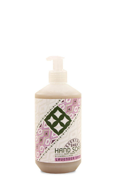 Hand Soap Everyday Shea Butter 12oz